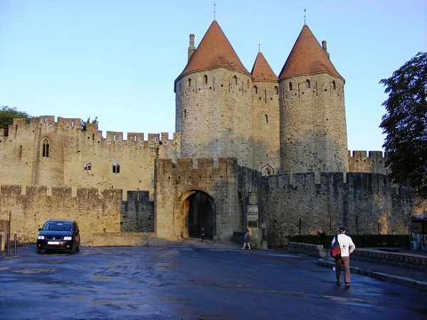 photo de la Cité de Carcassonne